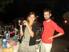 """Sofia y Gustavo en """"Duelo de fotos"""""""