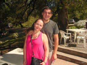Yanina y Fabian