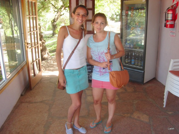 Juliana e Ivana