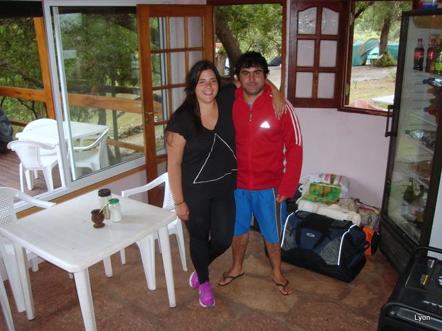 Sofía y Ezequiel