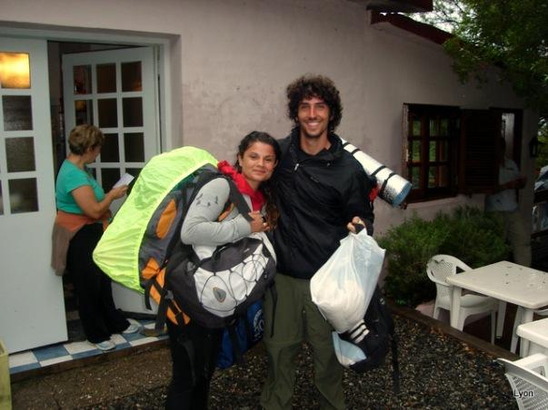Antonella y Federico