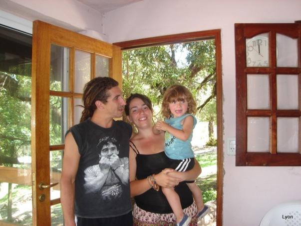 Familia del Corro