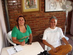 Mariana y Gustavo