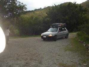 Herbie, el auto de Victor...jaja!!