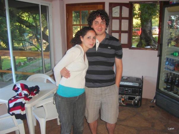 Soledad y Román, Los esperamos en Marzo!!