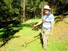 Carlitos, nuestro jardinero!!!