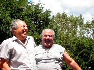 Yo y Saverio