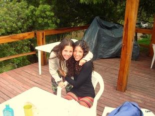 Valentina y Maria de los Angeles