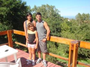 Yesica, Cristian y Brenda (3 añitos)