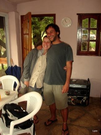 Cristina y Facundo (Timberos profesionales)