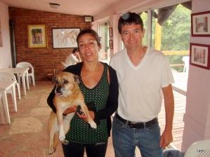 Buki, Adriana y Sergio