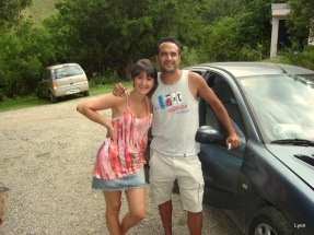 Luis y Carla