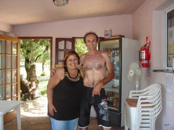 Graciela y José Bonanno