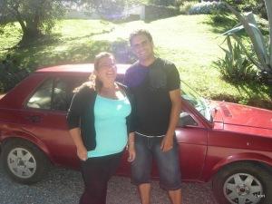 Claudia y Elio de F.L.Beltran, Maipú, Mza.