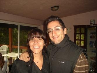Melisa Andrea Concepcion y Adriel Germán Cañete