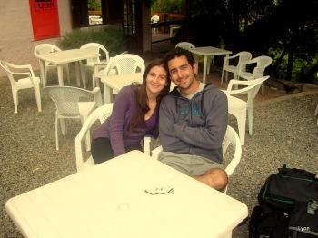 Victoria Gonzalez y Emiliano Mazzer