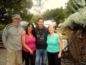 Marcelo Garcia y Graciela Tua (con nos!)
