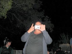 Laura en duelo de fotografos!!!