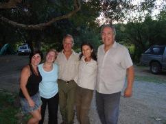 Mas amigos!!! Hector Cavalli y Anna Szabó