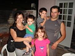 Pedrito y Maria + los chicos!!