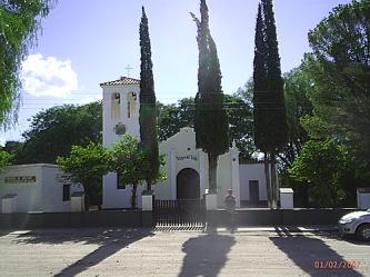 Iglesia de Quebracho Ladeado.
