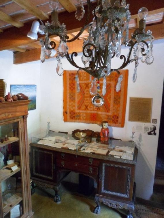 Museo del Libro en Las Chacras
