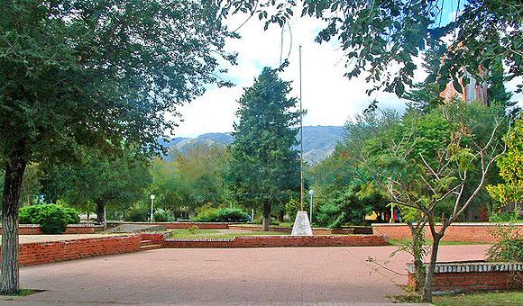 Plaza de Carpinteria