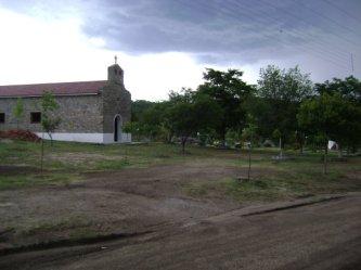 Iglesia de Cruz de Caña.