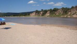 Playas de arena en Nono