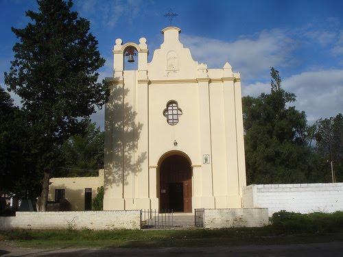 Iglesia Ntra Sra de la Merced - Luyaba