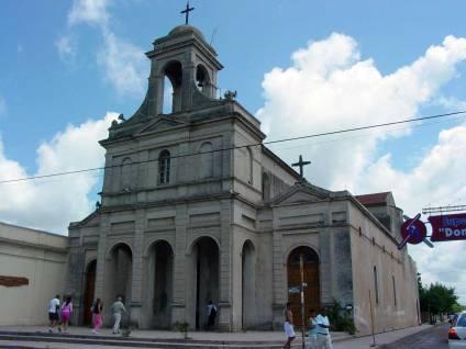 Iglesia Cura Brochero