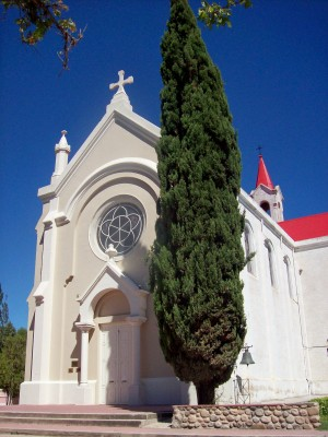 Iglesia San Juan Bautista Nono