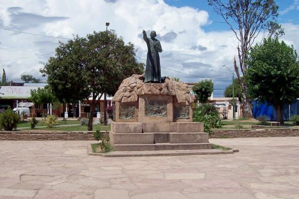 Monumento al Cura Brochero.