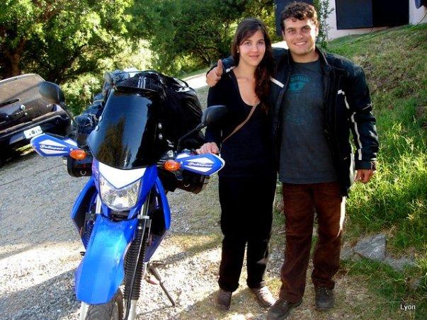 Jimena y Gerardo