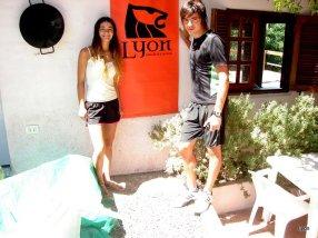Luis Mercado y Daniela