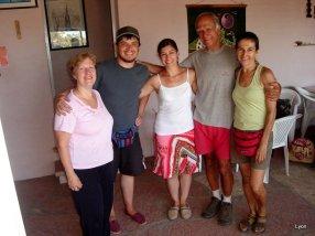 Ana + Pamela y Sebastian + Hector y Anna