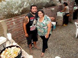 Alfonso y Marcia