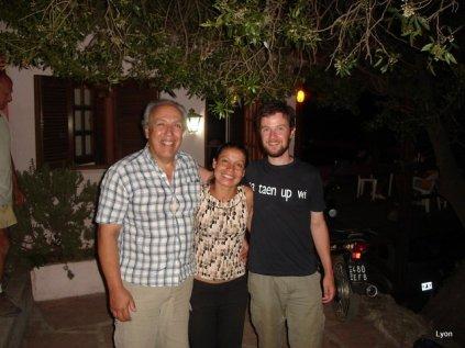 Martin y Viviana from Irlanda