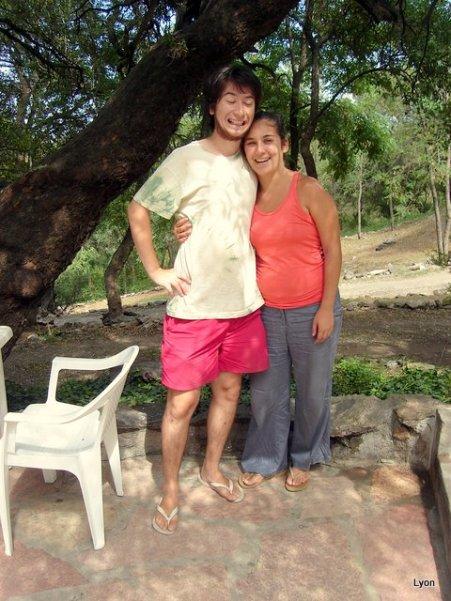 Ignacio y Fernanda
