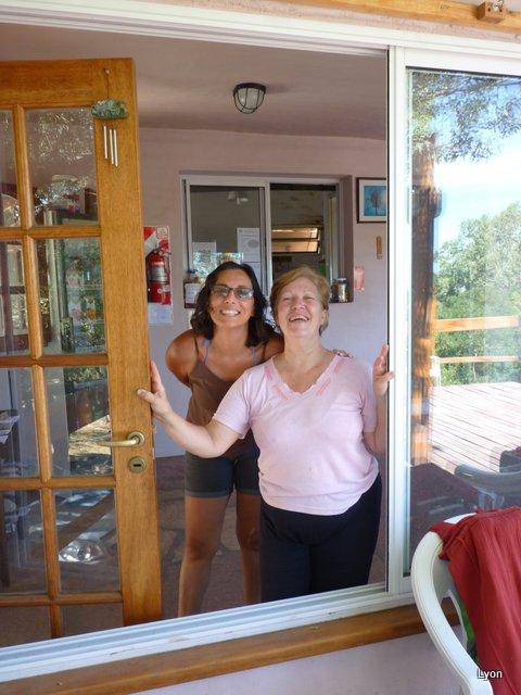 Susana y Ana