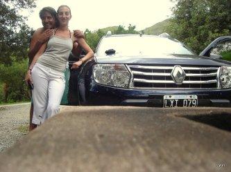 Karina y Ale. Gracias por la visita!!!