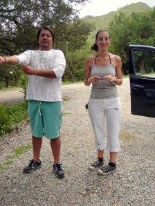 Karina y Ale... que te pasa???