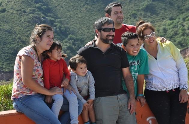 Los turistas arriban a la provincia con el objetivo de disfrutar de los innumerables escenarios naturales.